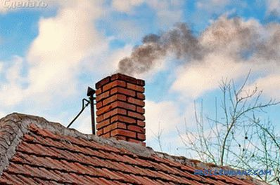 What to do if there is no traction in the chimney