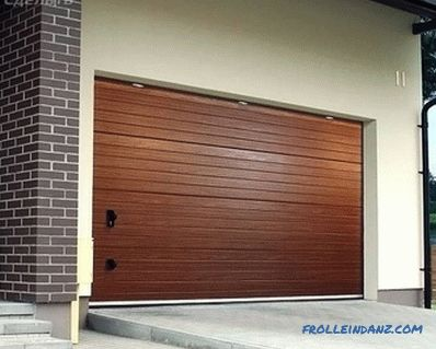 How to insulate garage doors with your own hands + photo