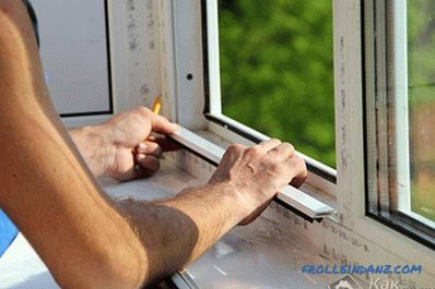 How to install blinds on the windows
