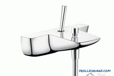 How to choose a bathroom faucet