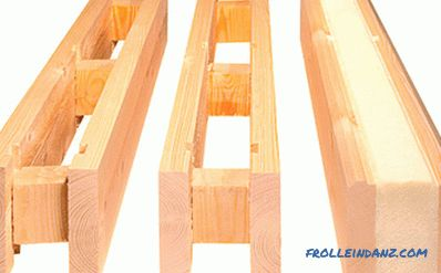 Types of timber for home construction and their features