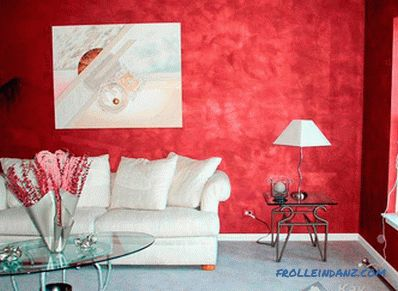 Decorative plaster walls do it yourself + photo, video