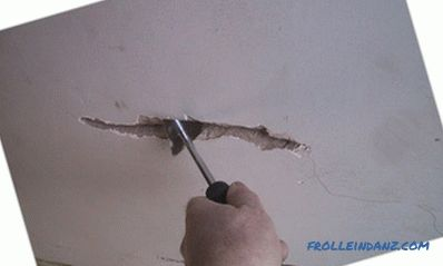 How to putty walls with their own hands