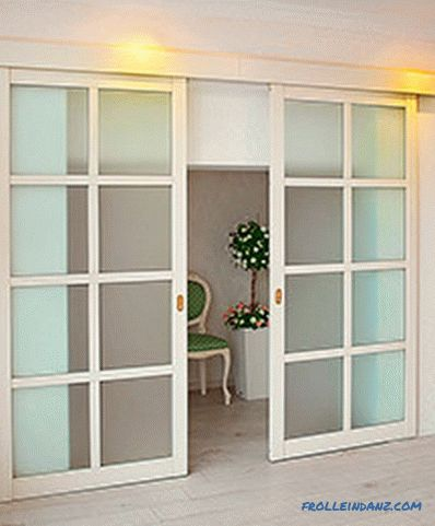 Types of sliding doors and their design features