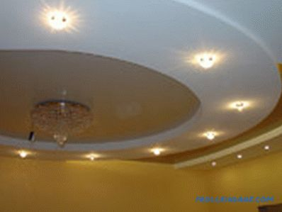 Which ceiling is better stretched or suspended