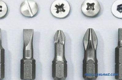 The choice of a network screwdriver - the main technical characteristics