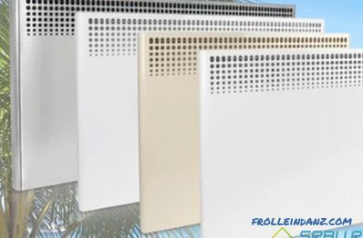 How to choose an electric convector heater