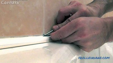 How to remove silicone sealant from acrylic bath, tile, clothes