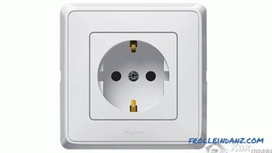 How to connect a grounded outlet