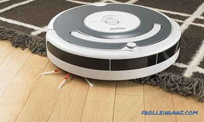 Rating of robot vacuum cleaners of the best models by user reviews