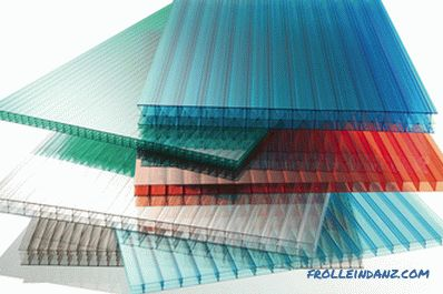 How to choose polycarbonate for the greenhouse considering all the parameters + Video