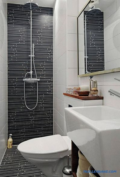 Bathroom design - 35 photos, ideas