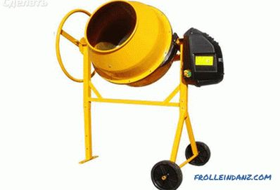 How to choose a concrete mixer - tips on choosing a concrete mixer