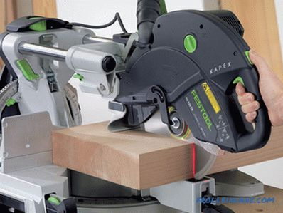 How to choose a miter saw - detailed instructions + Video