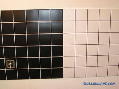 Grouting tiles in the bathroom do it yourself: step-by-step instructions