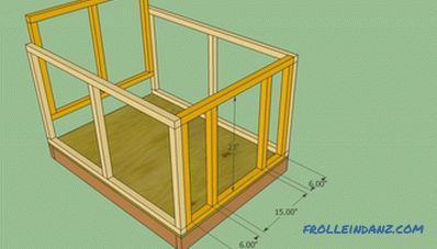 Doghouse DIY - step by step instructions + Photos