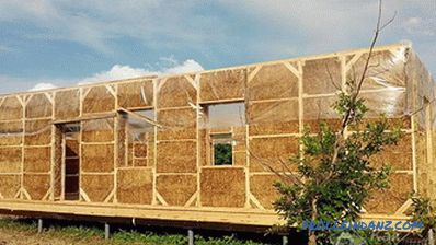 Saber house do it yourself - building a saman house + photo