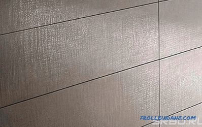Difference of porcelain tile from a ceramic tile