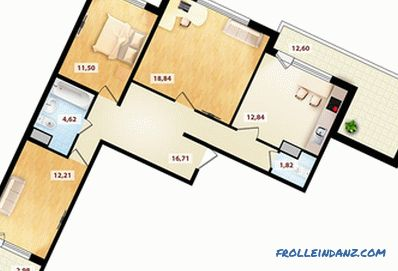 Acceptance of an apartment in a new building - what to look for