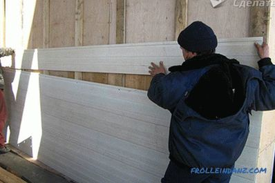 Do-it-yourself mounting siding - instructions for dummies