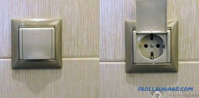 Do-it-yourself replacement of the outlet - installation of an outlet