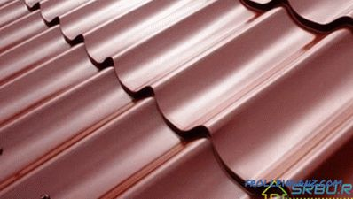 Monterey metal tile specifications, varieties and colors + Video
