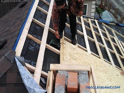 Installation of shingles do it yourself