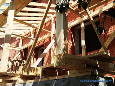 How to attach a veranda to the house with their own hands (+ photos)