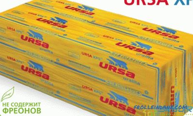 URSA heaters - technical characteristics of various types + Video