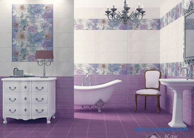 What tile to choose for a bathroom