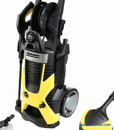 10 best pressure washers
