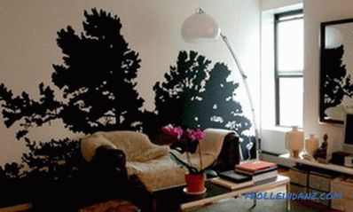 Types of wallpaper for walls and ceilings + Photo and Video