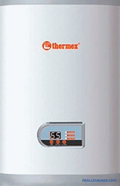 The best manufacturers of storage water heaters