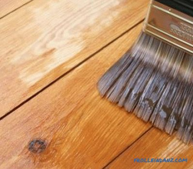 Replacing the wooden floor in the apartment: an alternative