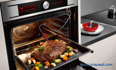 Gas or electric oven - which is better, a detailed comparison