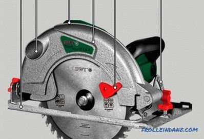 How to choose a circular saw regardless of the purpose of use?
