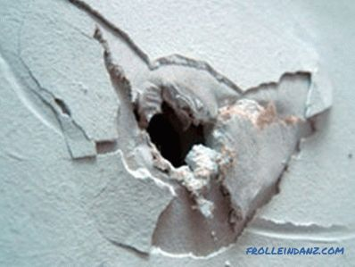 Technical characteristics of drywall and its properties