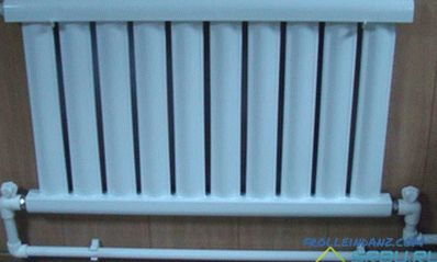 Vacuum heating radiators - the principle of operation, their advantages and disadvantages + Video