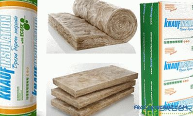 Insulation Knauf specifications and application + Video