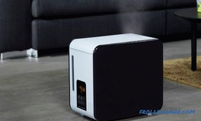 Which air humidifier is better - rating of all types