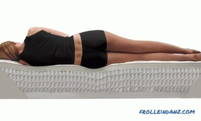 Which mattress is better to choose - orthopedic properties and characteristics of mattresses