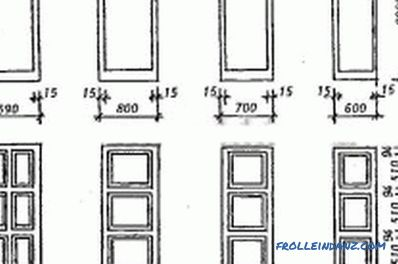 Wooden interior doors do it yourself: the subtleties of assembly and mounting