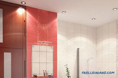 Which ceiling is better to do in the bathroom