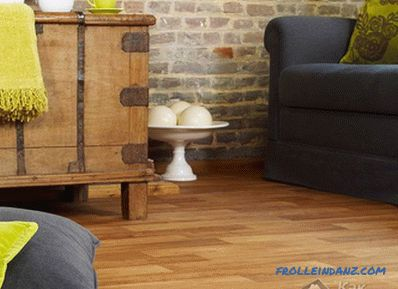 How to choose linoleum for an apartment