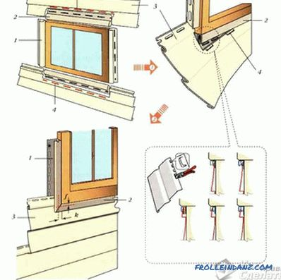 Do-it-yourself vinyl siding installation