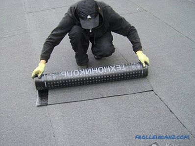 How to cover a roof with euroroofing material - a roof from euroroofing material