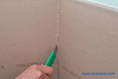 Find out what and how to cut drywall