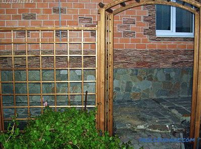 How to make a garden arch with your own hands (+ photo)