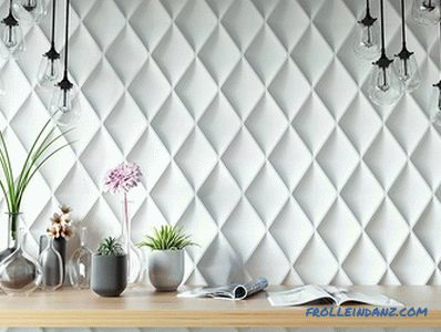 Decorative panels for interior walls