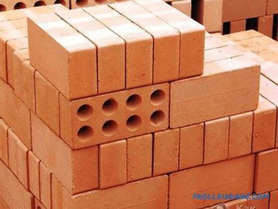 Laying facing bricks with your own hands
